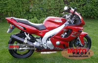 Thundercattime on Yamaha Yzf 600 R Thundercat 2000 Photo 0
