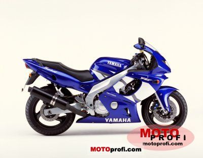 Thundercat on Yamaha Yzf 600 R Thundercat 2002 Photo 0