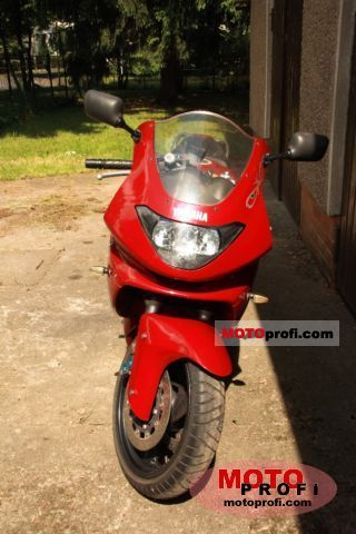 Thundercattime on Yamaha Yzf 600 R Thundercat 2003 Specs And Photos