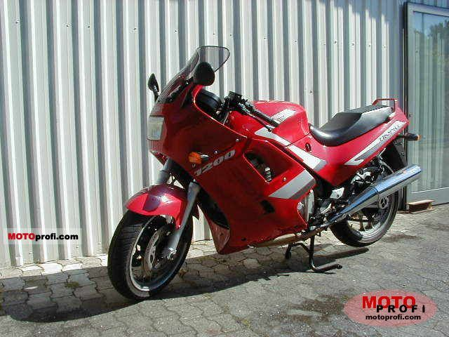 Triumph Trophy 1200 1991 photo