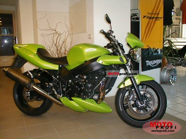 triumph speed four 2004 specs and photos. Black Bedroom Furniture Sets. Home Design Ideas