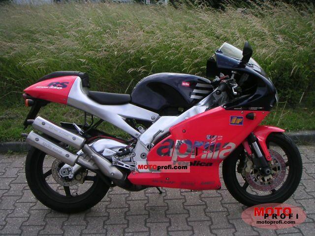 Aprilia RS 250 2002 photo