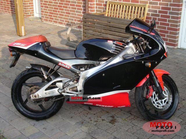 aprilia 125 rs. Aprilia RS 125 2000