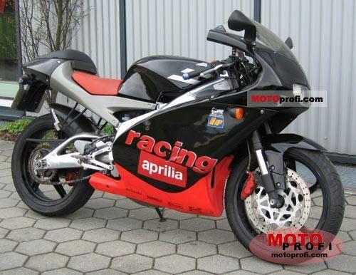 Aprilia RS 125 2001 Specs and Photos