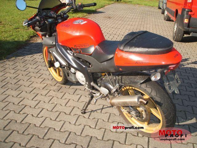 Aprilia RS 125 Tuono 2003 Specs and Photos