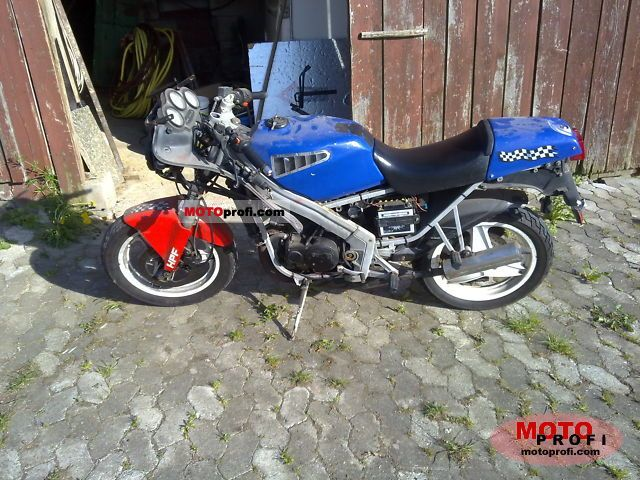 Aprilia AF1 125 Replica 1988 photo