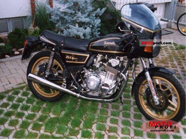Benelli 354 Sport 1981 photo