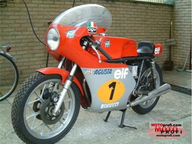 MV Agusta 350 S 1975 photo