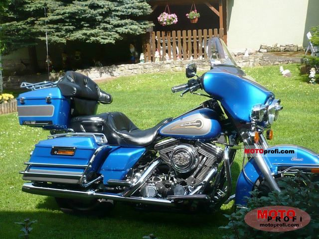 Harley-Davidson Electra Glide Classic 1997 photo