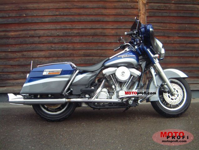 Harley-Davidson Electra Glide Standard 1998 photo