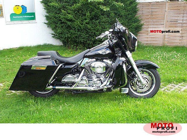 Harley-Davidson Electra Glide Standard 2001 photo