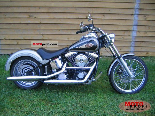 Harley-Davidson Softail Custom 1996 photo