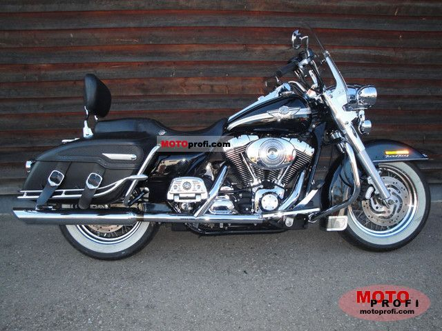 harley davidson flhrci road king classic 2003 specs and photos. Black Bedroom Furniture Sets. Home Design Ideas