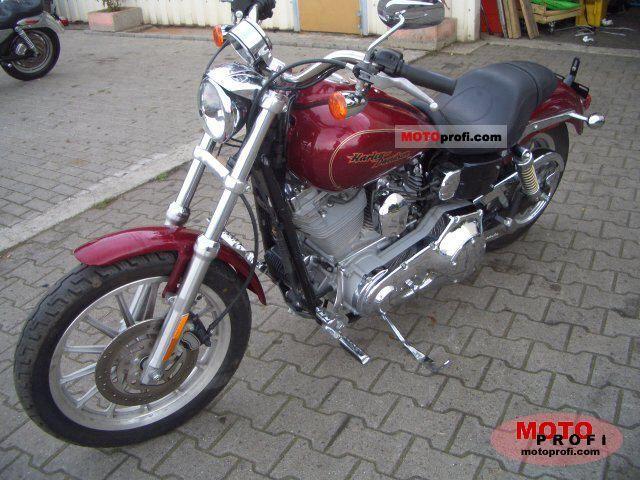 Harley-Davidson FXDCI Dyna Super Glide Custom 2005 Specs