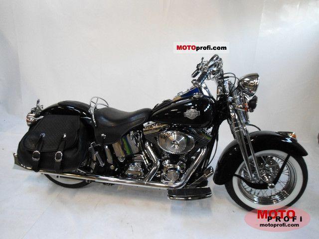 Harley-Davidson FLSTS Heritage Springer 2002 photo