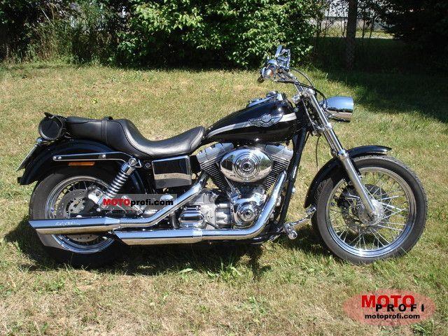 Harley-Davidson FXD Dyna Super Glide 2003 photo