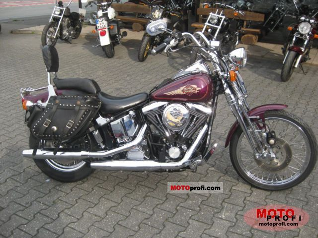 Harley-Davidson Softail Springer 1997 photo