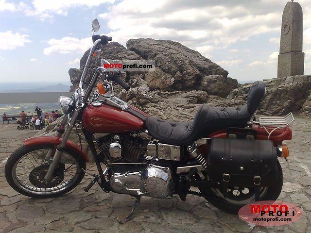 Harley-Davidson FXDWG Dyna Wide Glide 2000 photo