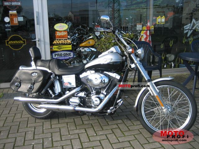 Harley-Davidson FXDWG Dyna Wide Glide 2003 photo
