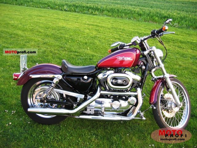 Harley-Davidson Sportster 1200 1996 photo
