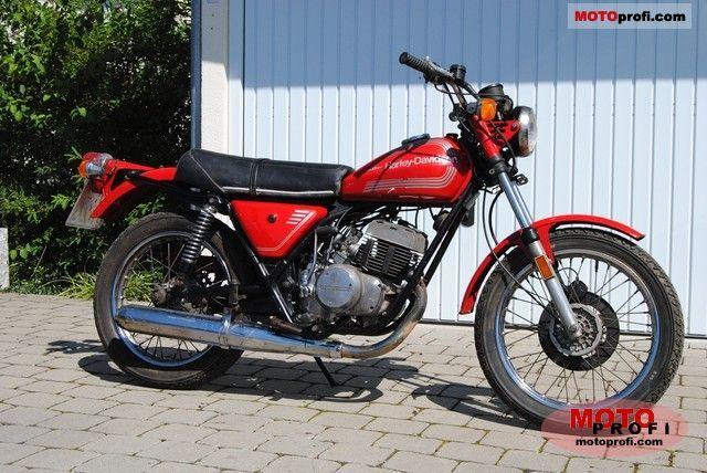 Harley-Davidson SST 250 1977 photo