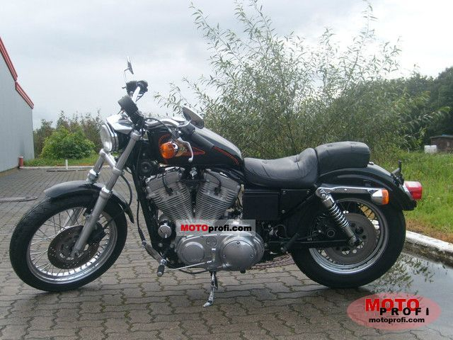 Harley-Davidson Sportster 883 1996 photo