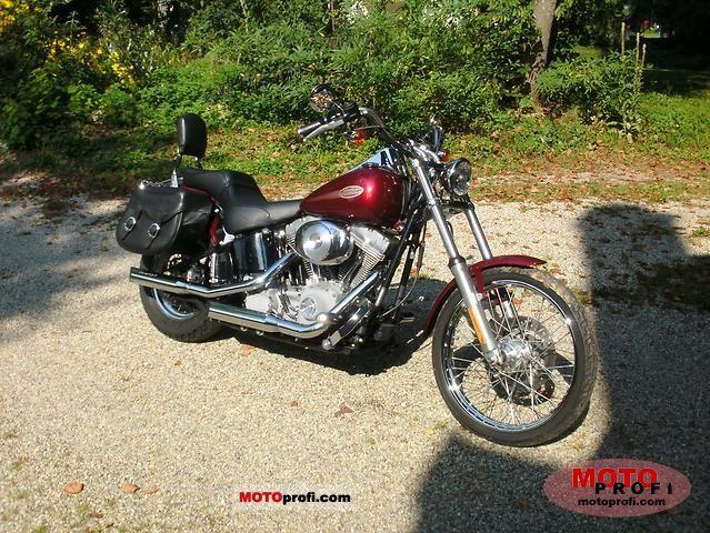 Harley-Davidson FXST Softail Standard 2000 photo