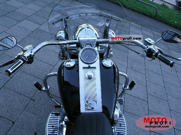 Harley Davidson Flhr Road King 2002 Specs And Photos