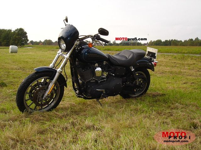 Harley-Davidson Dyna Super Glide T-Sport 2001 photo