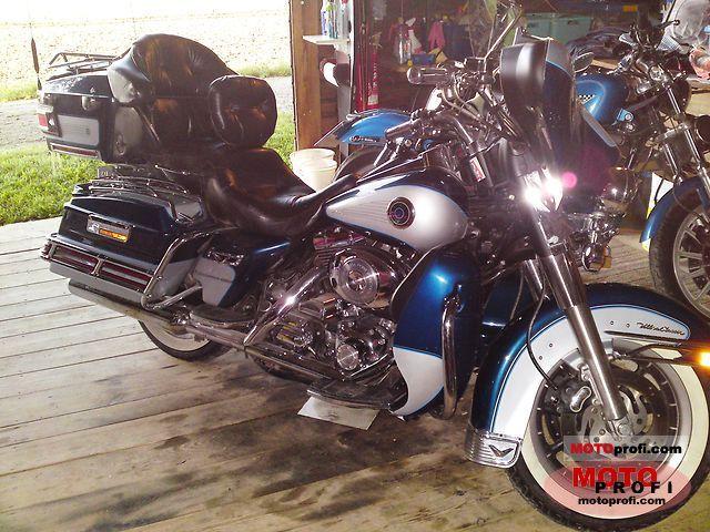 Harley-Davidson FLHTCUI Ultra Classic Electra Glide 2000 photo