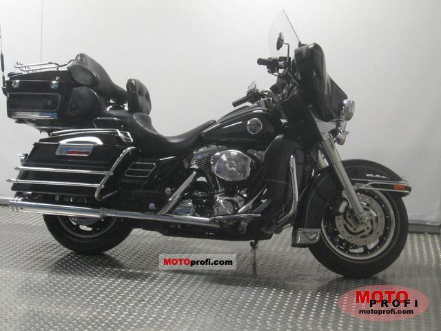 Harley-Davidson FLHTCUI Ultra Classic Electra Glide 2004 photo