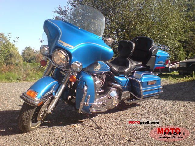 Harley-Davidson Electra Glide Ultra Classic 1997 photo