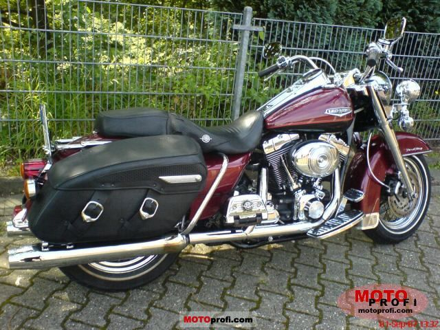 Harley Davidson Road King Classic 2001 Specs Photos Photo 2