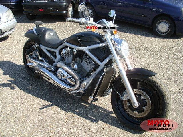 Harley-Davidson VRSCA V-Rod 2003 photo