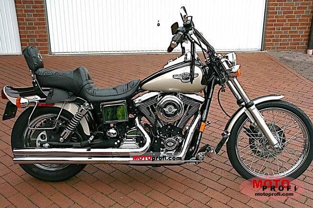 Harley-Davidson Dyna Wide Glide 1998 photo