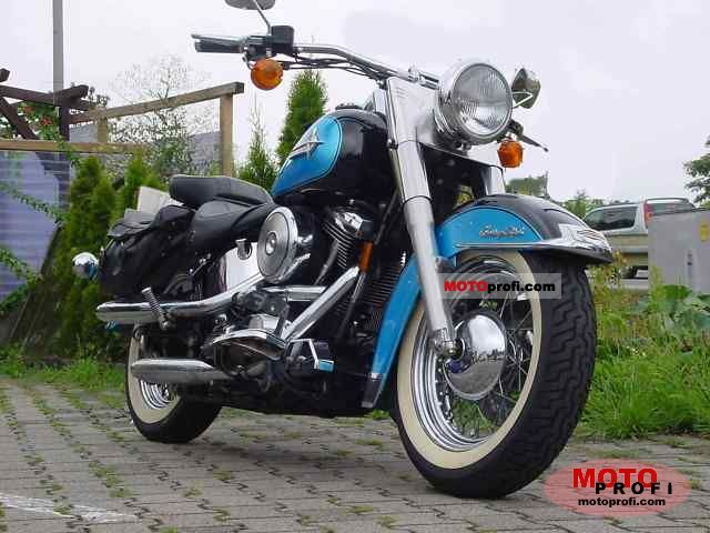 Harley-Davidson Heritage Softail Special 1996 photo