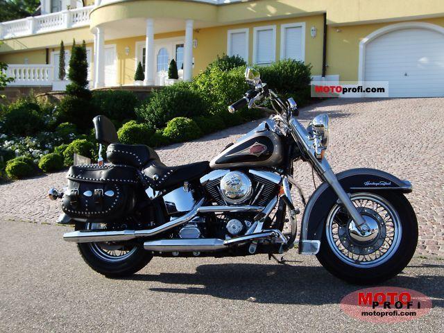 Harley-Davidson Softail Heritage Classic 1997 photo