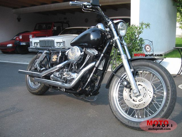 Harley-Davidson Dyna Low Rider 1996 photo