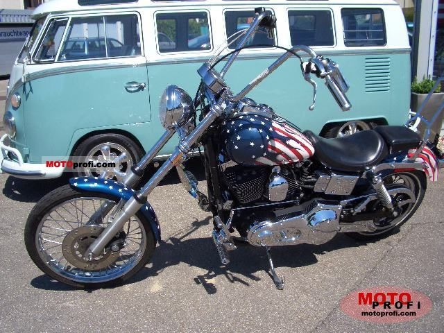Harley-Davidson Dyna Low Rider 1999 photo