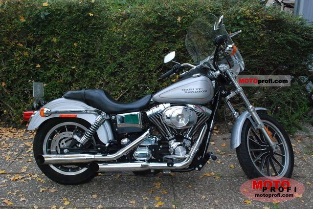 Harley-Davidson Dyna Low Rider 2001 photo