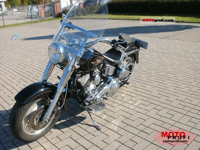 Harley-Davidson Fat Boy 1990 photo