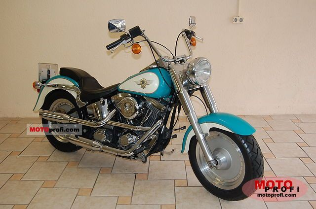 Harley-Davidson Fat Boy 1992 photo