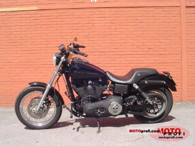Harley-Davidson Dyna Super Glide Sport 1999 photo