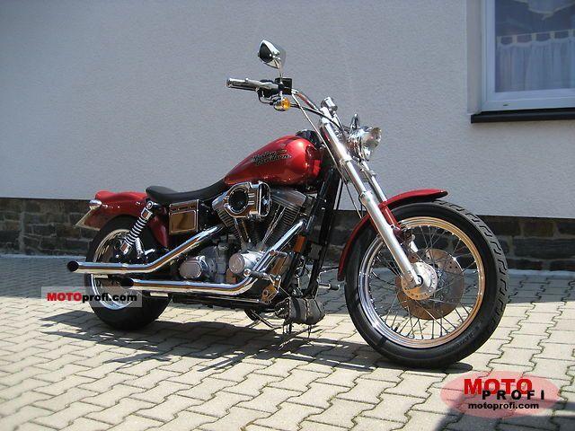 Harley-Davidson Dyna Super Glide 1996 photo