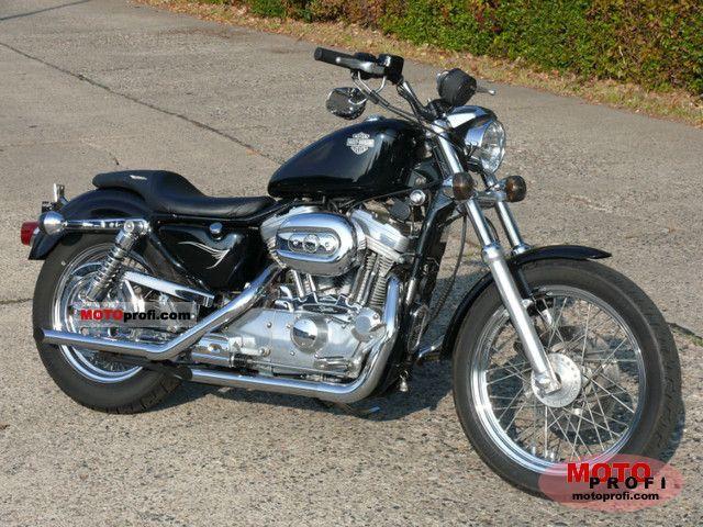 Harley davidson xl 883 c sportster custom 1998 specs and photos harley davidson xl 883 c sportster custom 1998 sciox Gallery