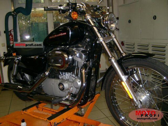 Harley davidson xl 883 c sportster custom 2005 specs and photos harley davidson xl 883 c sportster custom 2005 photo 5 sciox Gallery