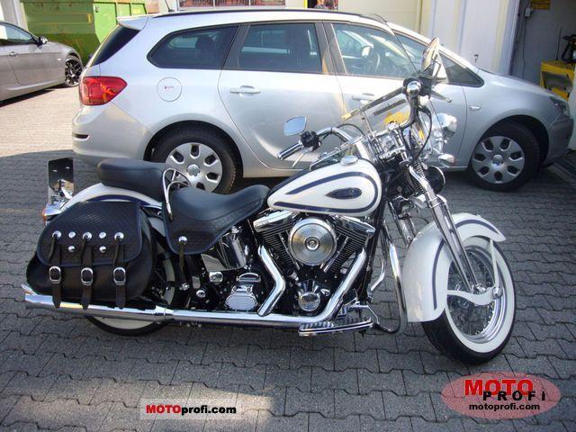 Harley-Davidson Softail Heritage Springer 1997 photo
