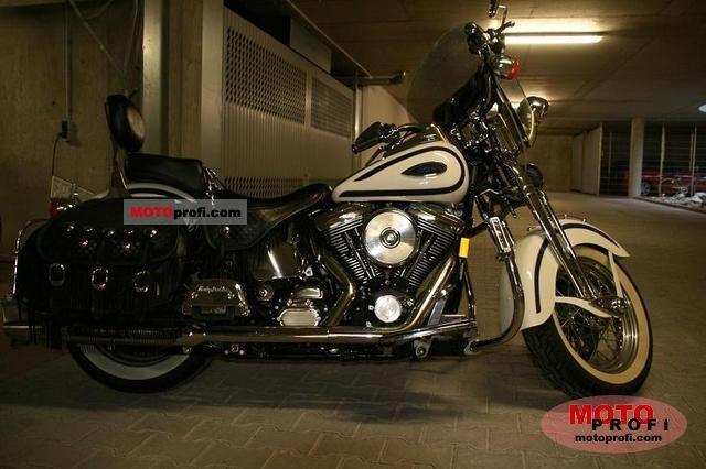 Harley-Davidson Softail Heritage Springer 1998 photo