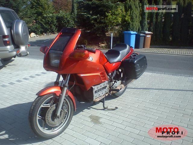 BMW K 100 1987 photo