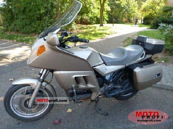 BMW K 100 1988 photo